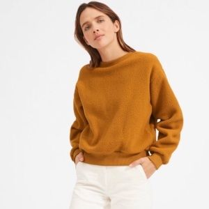 Everlane Renew Fleece Sweatshirt
